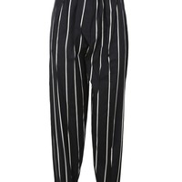 Best price on the market: Celine Céline Striped Trousers