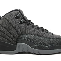 Air Jordan 12 Retro Wool GS Basketball Shoes <<The price tells the quality>>