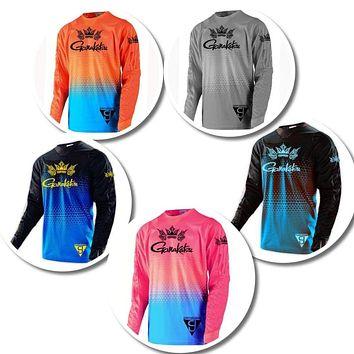 Fishing Clothing Long Sleeve Quick-Drying Breathable Anti-UV Sun Protection