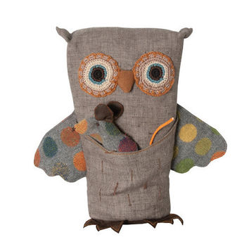 Owl and Mouse Toy