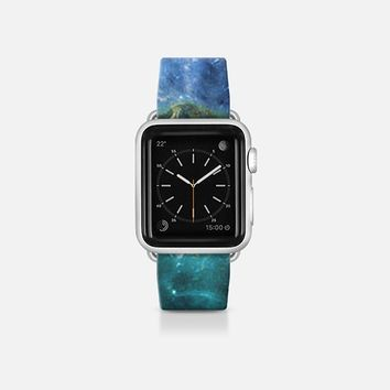 Across the universe Apple Watch Band (38mm)  by María Moreno | Casetify