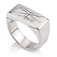 Men's ring by Soto