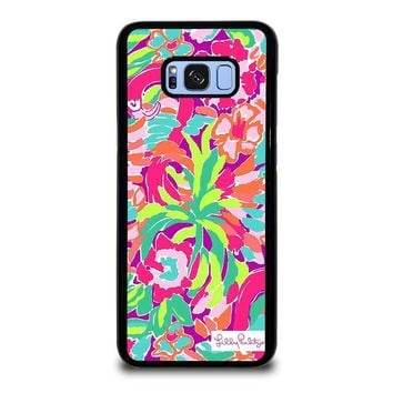LILLY PULITZER SUMMER Samsung Galaxy S8 Plus Case Cover