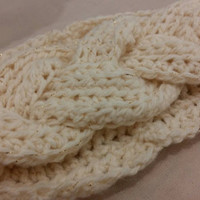 Braided Ear Warmer