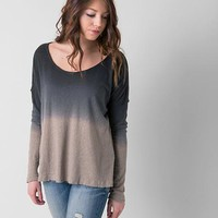 Free People Dip Dye Top