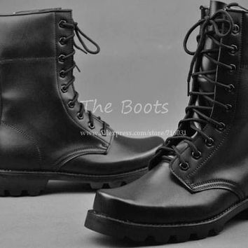 Best Black Steel Toe Boots Products on Wanelo