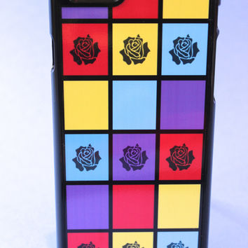 Pop Art Roses Phone Case