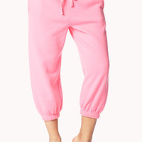 Cropped Beach Babe Lounge Pants
