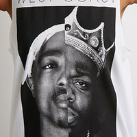 West East Coast Muscle Tee
