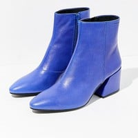 Vagabond Olivia Leather Boot   Urban Outfitters