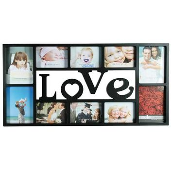 Love Photo Frame (10 Photos)
