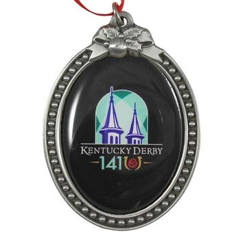 Kentucky Derby 141 Ornament | Kentucky Derby Museum Gift Shop