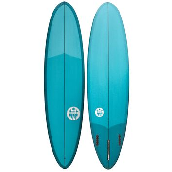 "Regular Surfboards Eggular 7'4"" Surfboard"