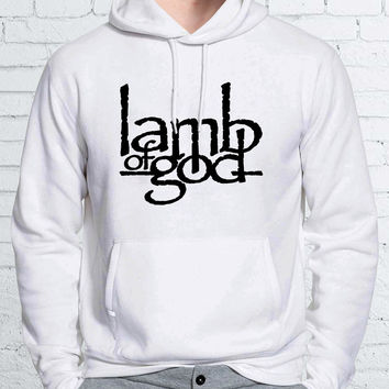 Lamb of God Unisex Hoodies - ZZ Hoodie