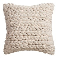 Treasure & Bond Jersey Braid Accent Pillow | Nordstrom