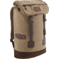 Burton: Tinder Backpack - Beagle Brown Waxed Canvas