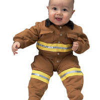 Firefighter Infant Costume – Spirit Halloween