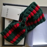 GUCCI Wool Web headband