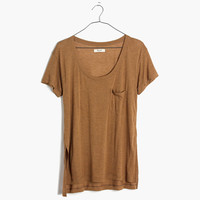 Anthem Short-Sleeve Scoop Tee
