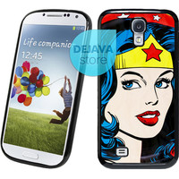 Wonder Woman Comic Icon Samsung Galaxy S4 Case