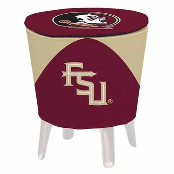Florida State Seminoles NCAA Four Season Event Cooler Table