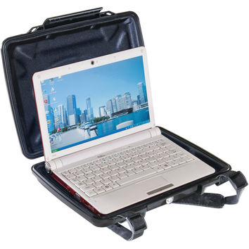 "Pelican 10.2"" 1075 Hardback Case With Netbook Liner"