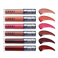 Love Lust and Lace Alter Ego Lip Makeup Cosmetic Luxury 6 Shades Lorac Gloss Set
