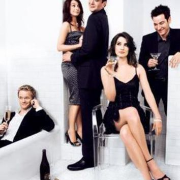 How I Met Your Mother Poster Standup 4inx6in