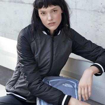 The North Face Bomber Jacket & Zella Leggings | Nordstrom