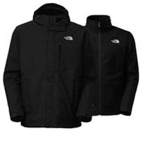 Gliks - The North Face Atlas Triclimate Jacket for Men in Black