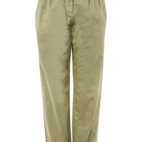 Tab Side Utility Trouser - Pants & Leggings - Clothing