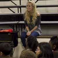 Visiting PS22 Choir - 26/04/2012 - pschoir 28129 - Carrie-Photos.com || Biggest Carrie Underwood Photo Gallery