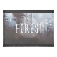 Forest - wowpeer tyvek® card wallet