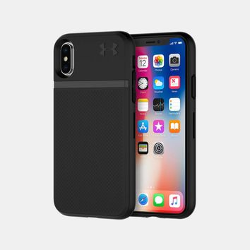 UA Protect Stash Case for iPhone X | Under Armour US
