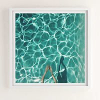 Max Wanger Diver Art Print | Urban Outfitters