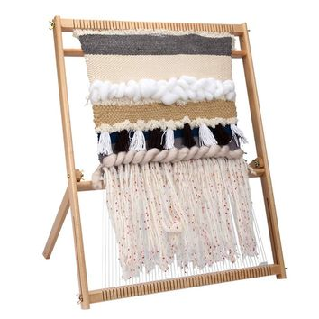 Weaving Loom with Stand