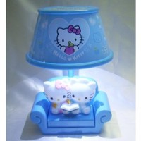 new hello kitty night light-nightlight lamp HKNL04P