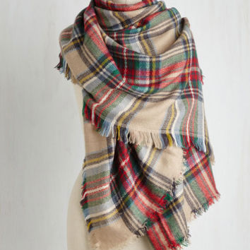 Willamette for the Weekend Scarf by ModCloth