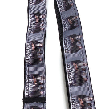 Duck Dynasty Gray Lanyard with Phil, Si, Jase and Willie