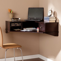 Rymark Corner Wall Mount Desk