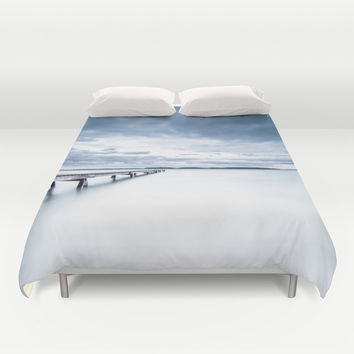Stretcher Duvet Cover by HappyMelvin