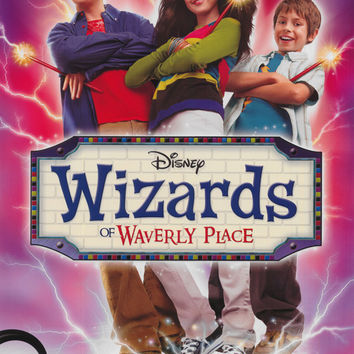 Wizards of Waverly Place 11x17 Movie Poster (2007)