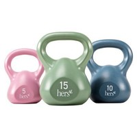 Marcy 30 lb. Kettle Weight Set (VKBS30)