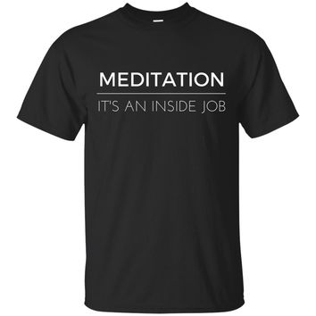 Meditation It's An Inside Job