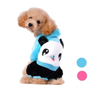 Cute Panda Dog Top