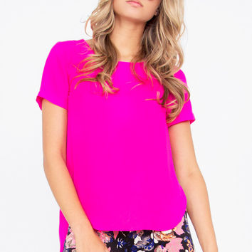 Slit Decision Top