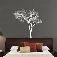 Bare Tree 3 Vinyl Wall Decal 22225