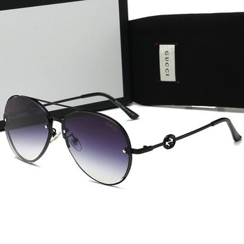 0316 GUCCI Fashion Popular Summer Sun Shades Eyeglasses Glasses Sunglasses