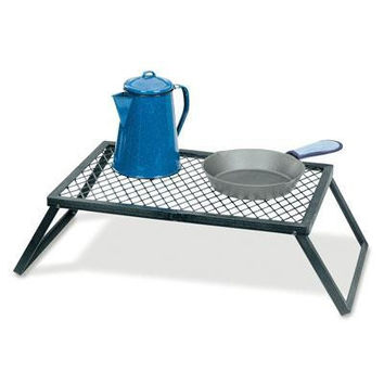 Heavy Duty Steel Camp Grill