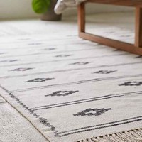 Ladder Printed Rug